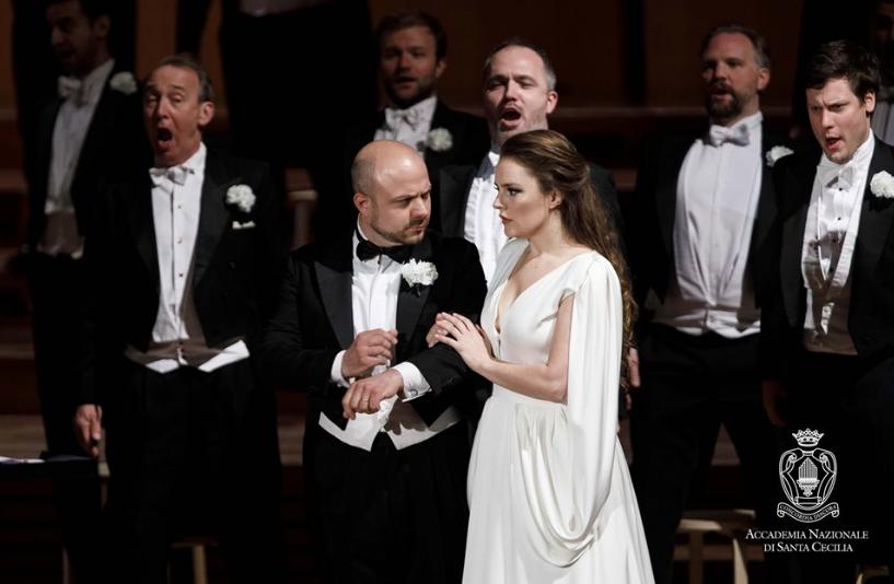 Semele - Monteverdi Choir & Orchestras - Costumes Patricia Hofstede