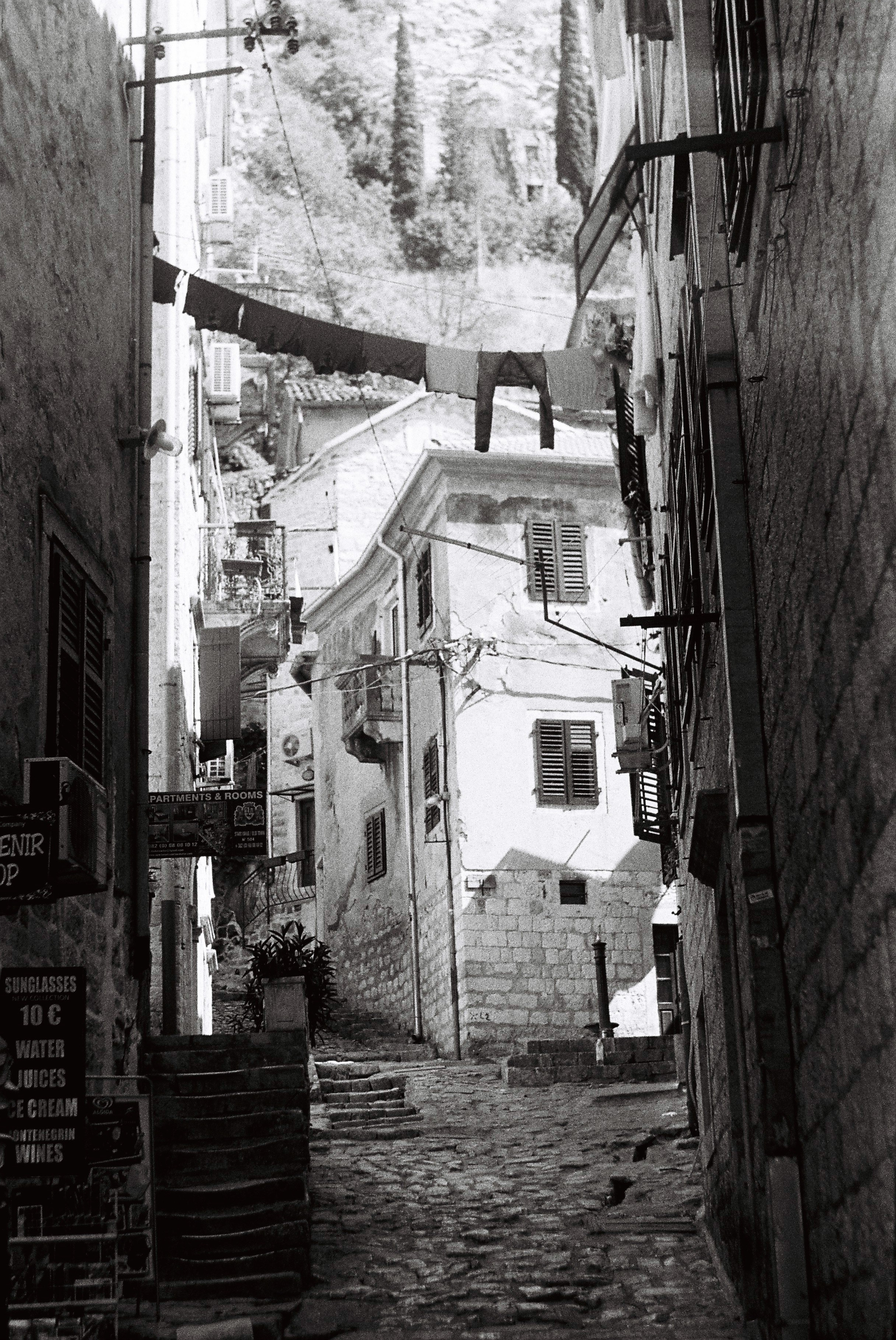 Some unpublished photos from Kotor, Montenegro.