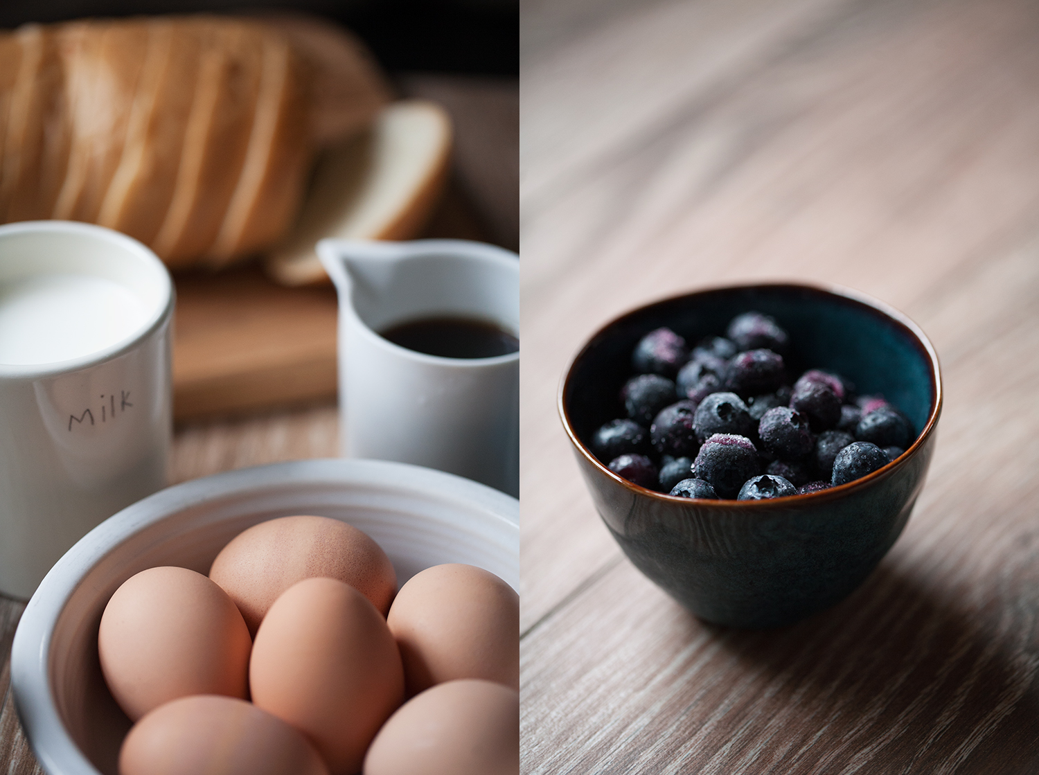Food styling and photography by Michigan photographer Dena Robles