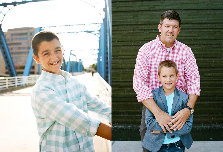 West Michigan family photos