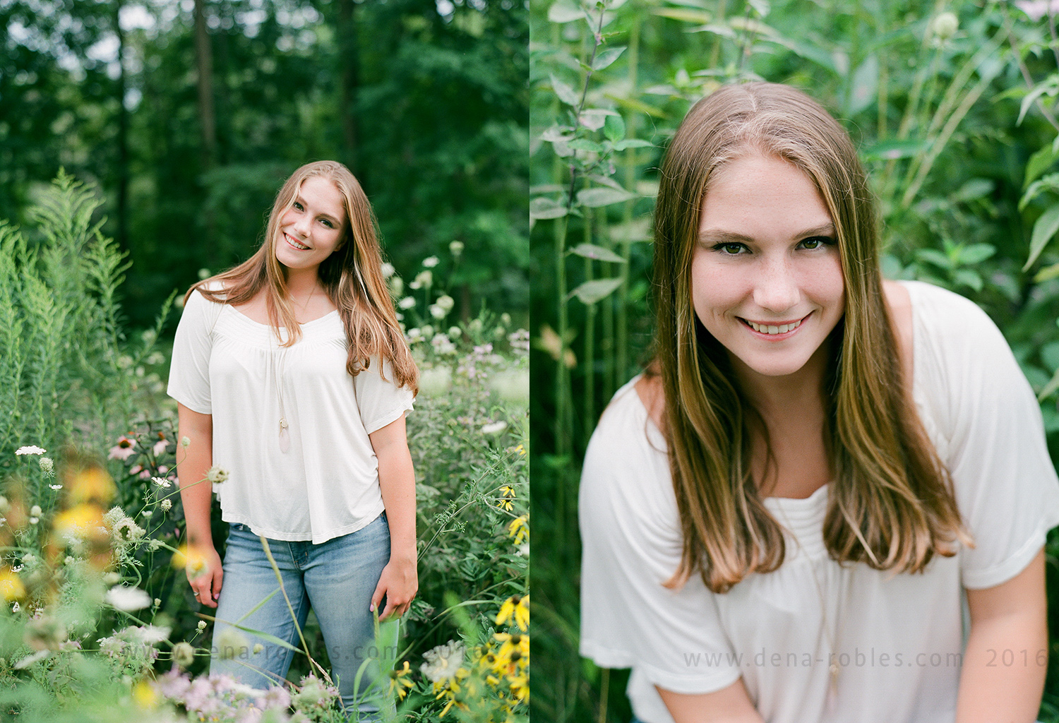 EGRHS West Michigan Senior portraits