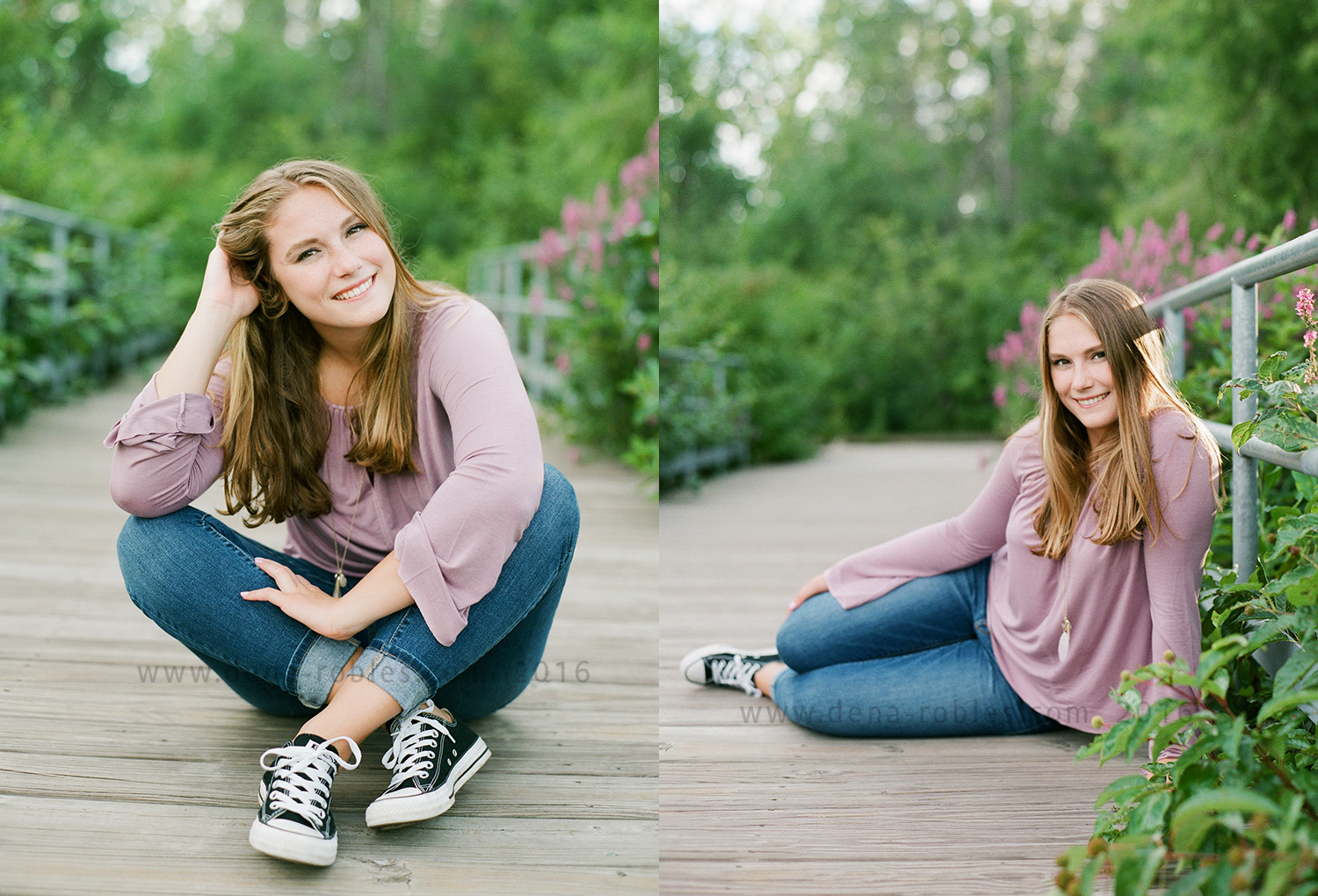East Grand Rapids High School Senior photos