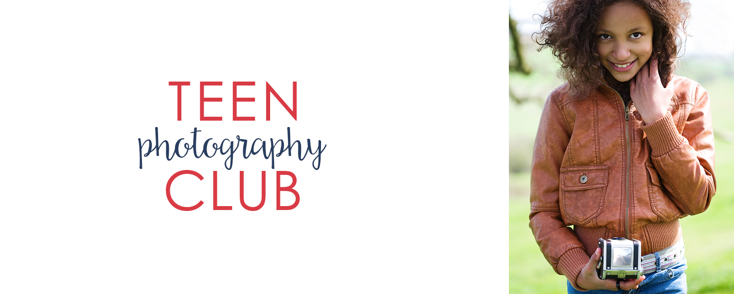 Teen Photography Classes