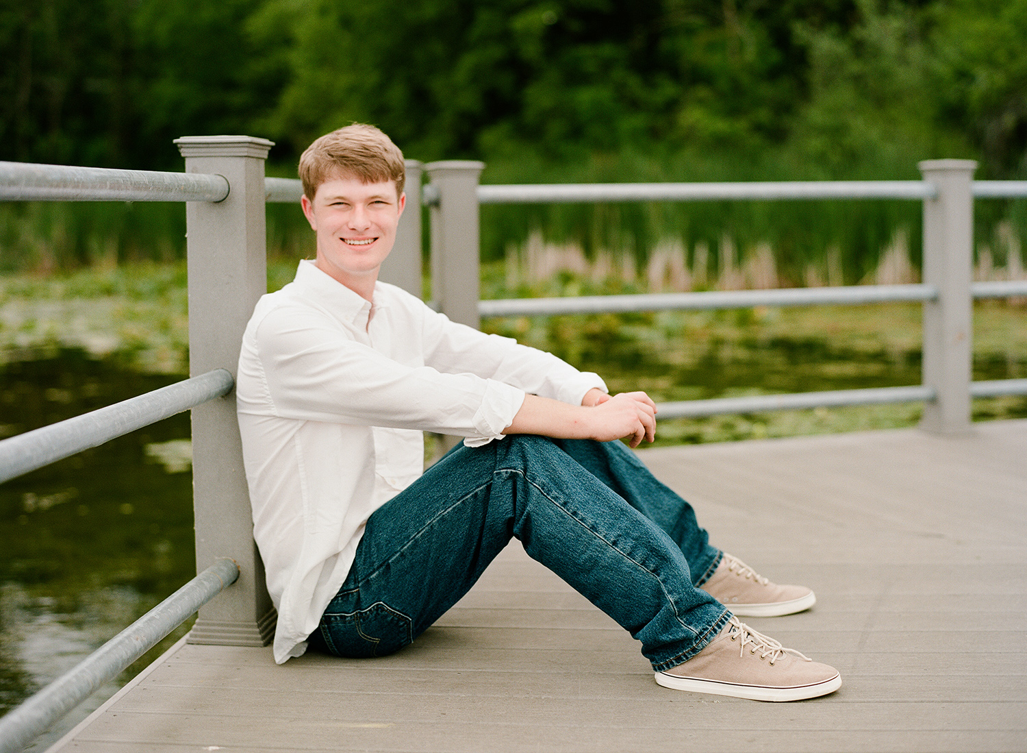 forest hills high school senior photos