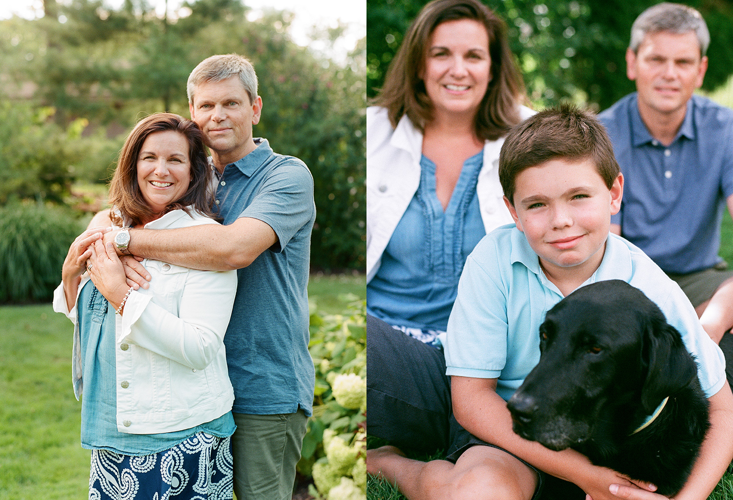 Lifestyle family photographer michigan