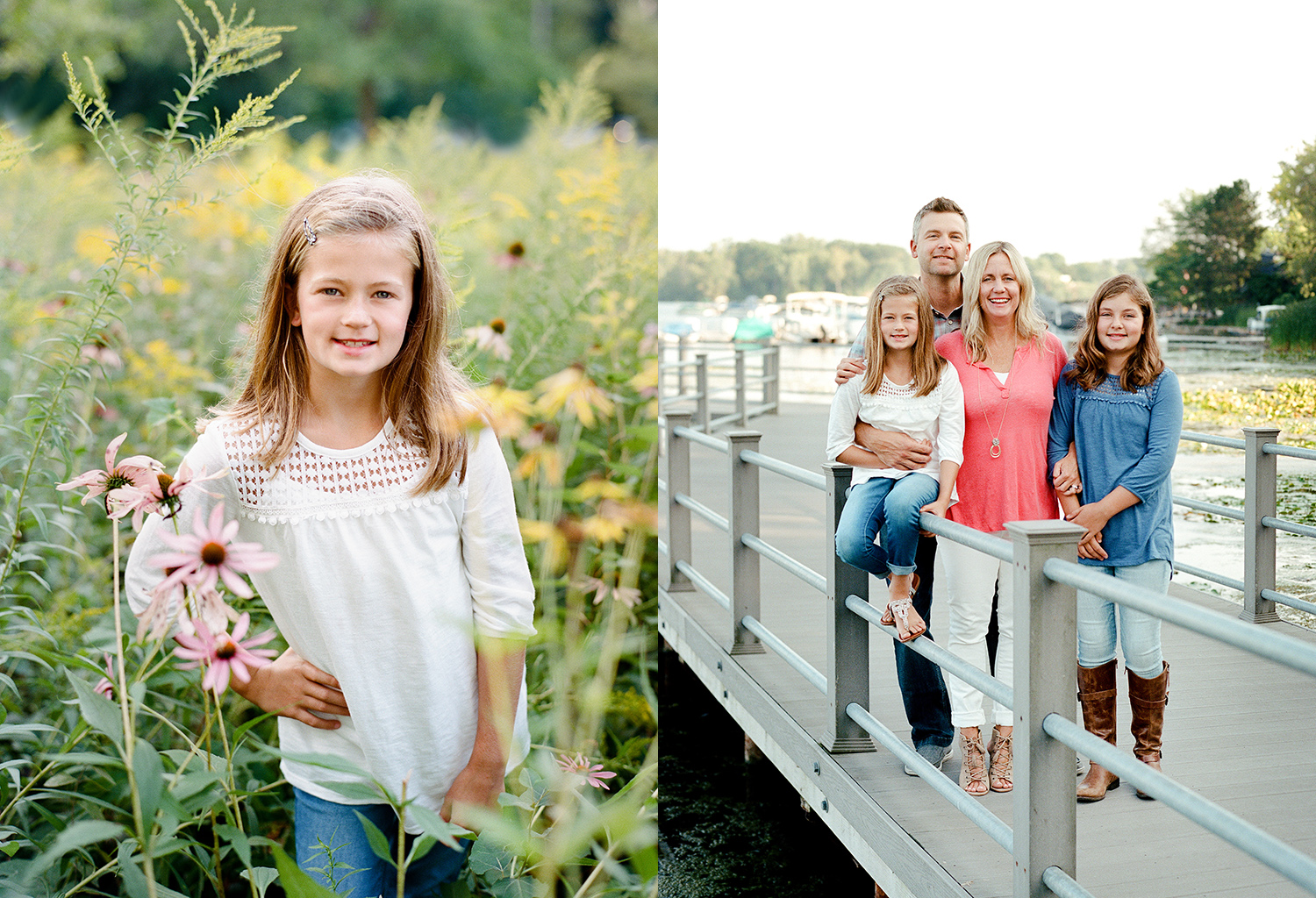 East Grand Rapids family photo sessions