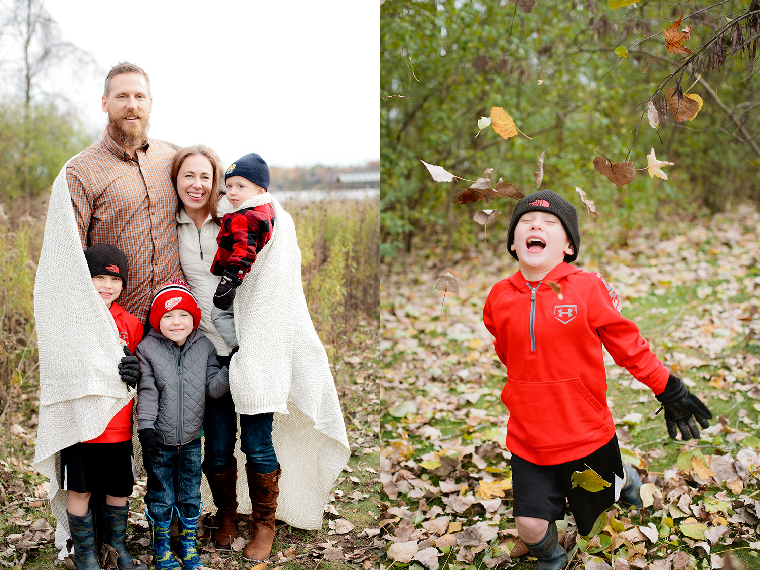 West Michigan family lifestyle photography