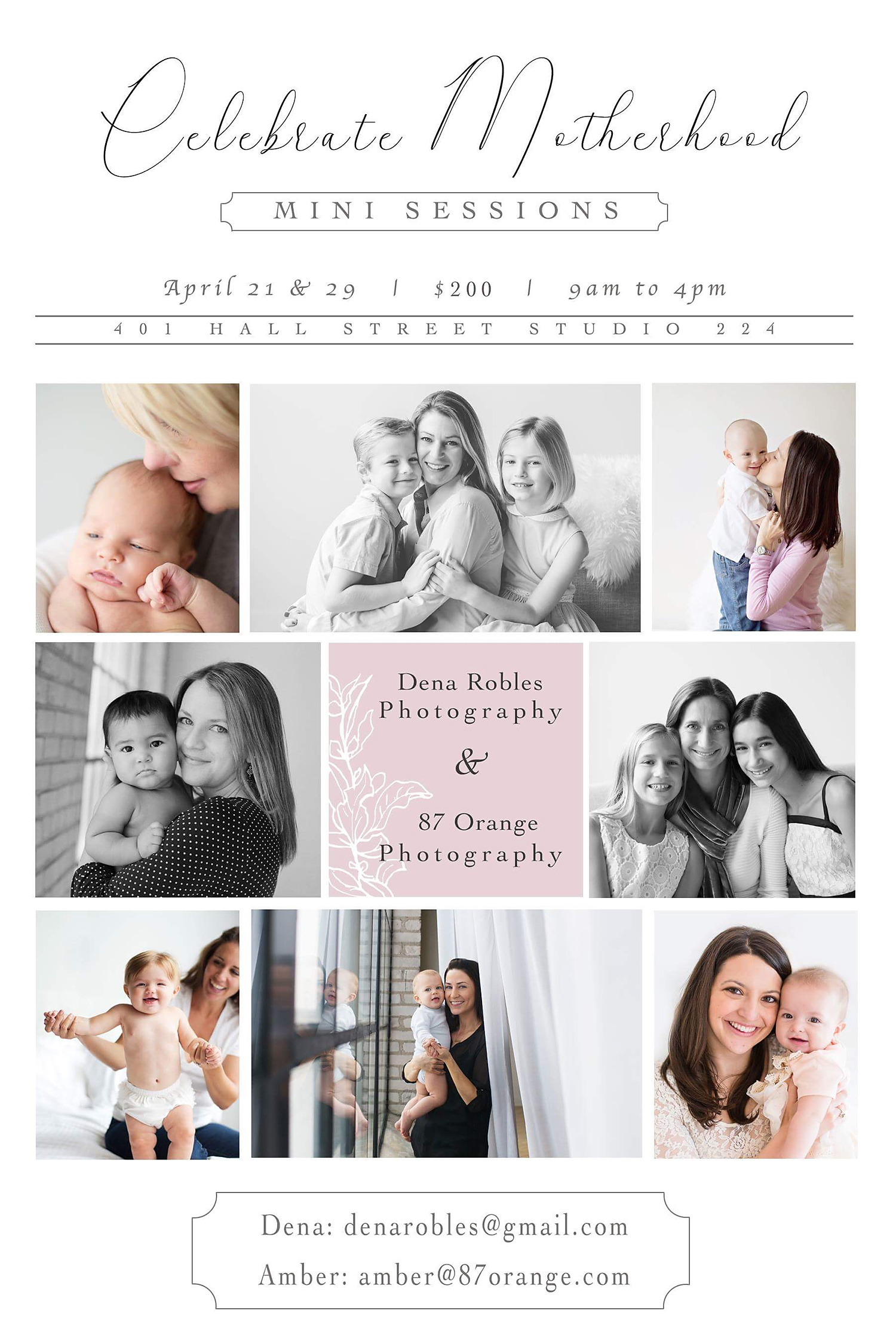 Mother's Day photo sessions, grand rapids, michigan