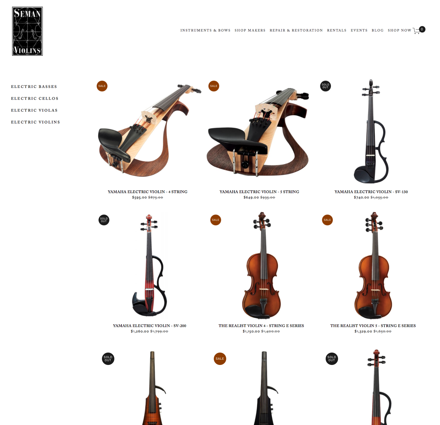 Hive Creative Group | Website Design Seman Violins Shop.jpg