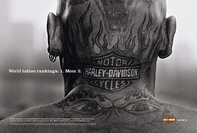 Outlaw Example: Harley-Davidson