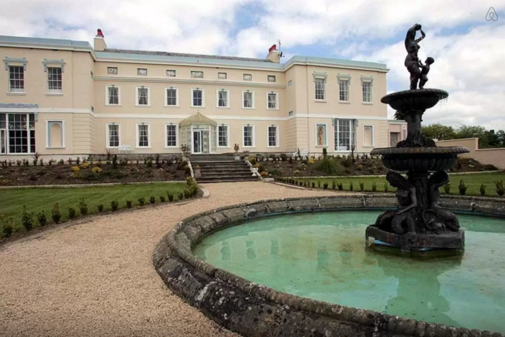Airbnb Mansion Kildare