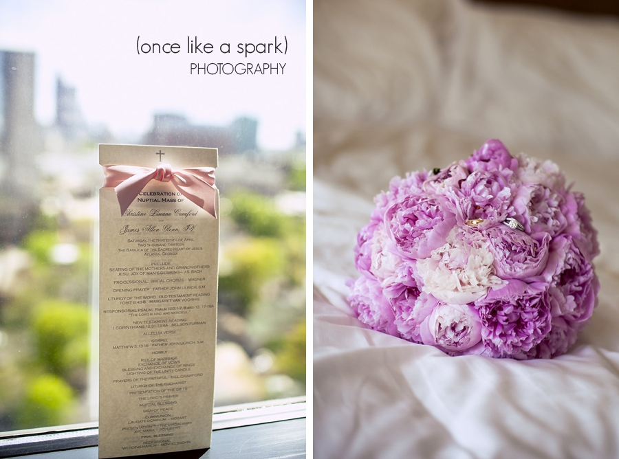 Once Like a Spark Photography   Christie and Jimmy's Chic Atlanta Wedding