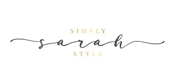 Simply Sarah Style, January 2012