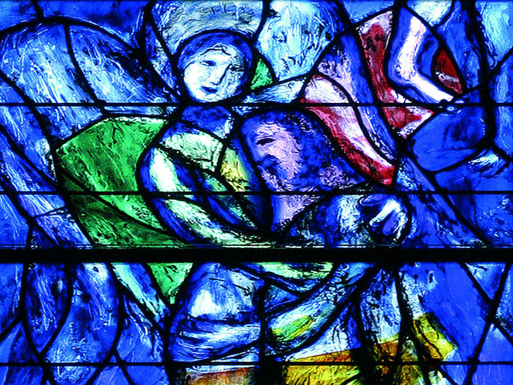 Marc Chagall, Fraumunster Zurich