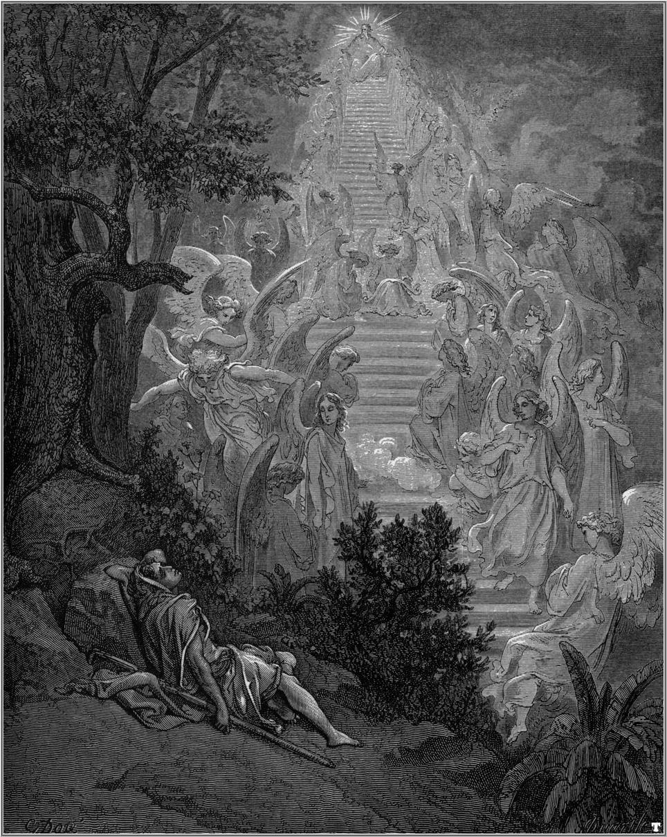 Jacob's Dream, Gustav Dore