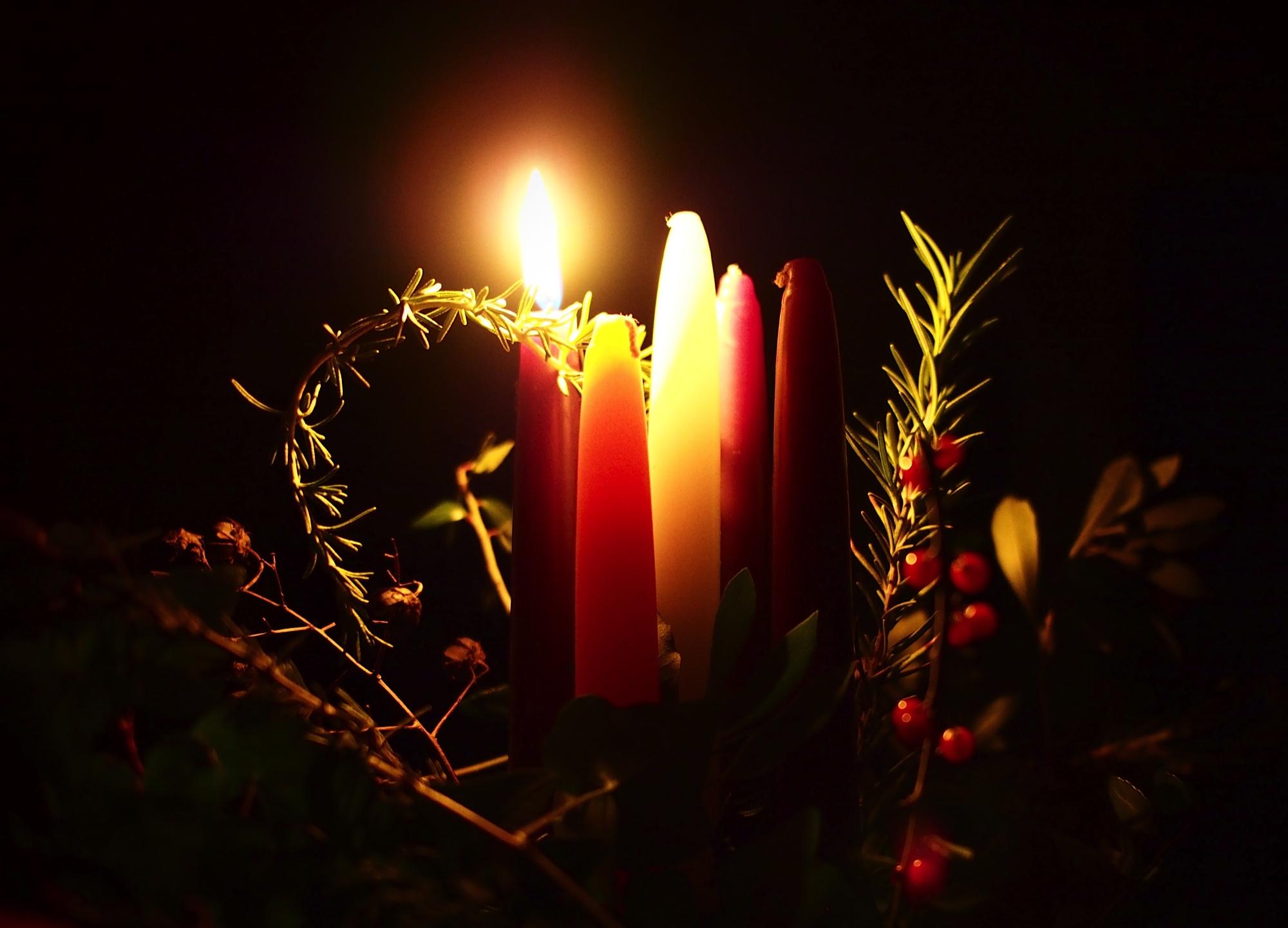 Advent Wreath, Shawn Bailey