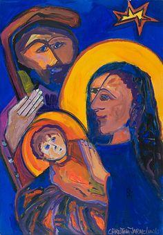 Nativity, Sieger Koder