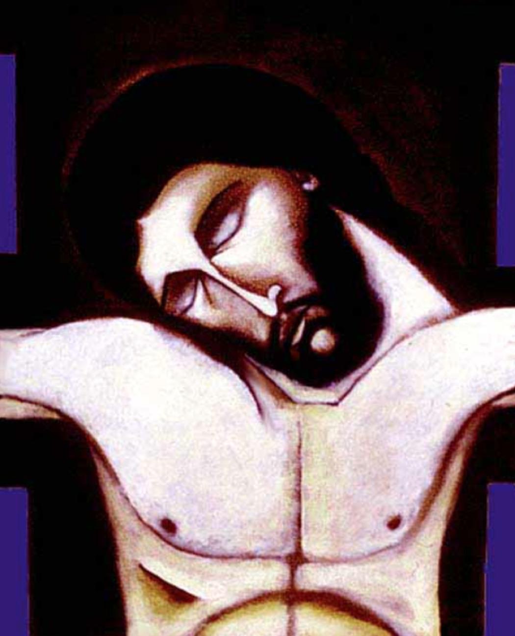 Christ's Crucifixion, by Michael D. O'Brien