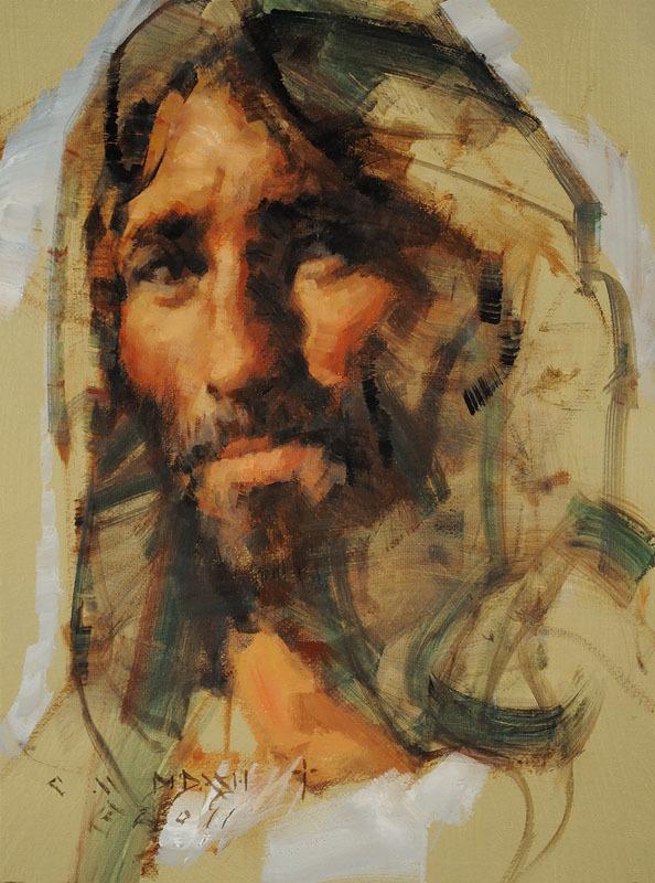 Jesus Christ Study #3,  C. Michael Dudash