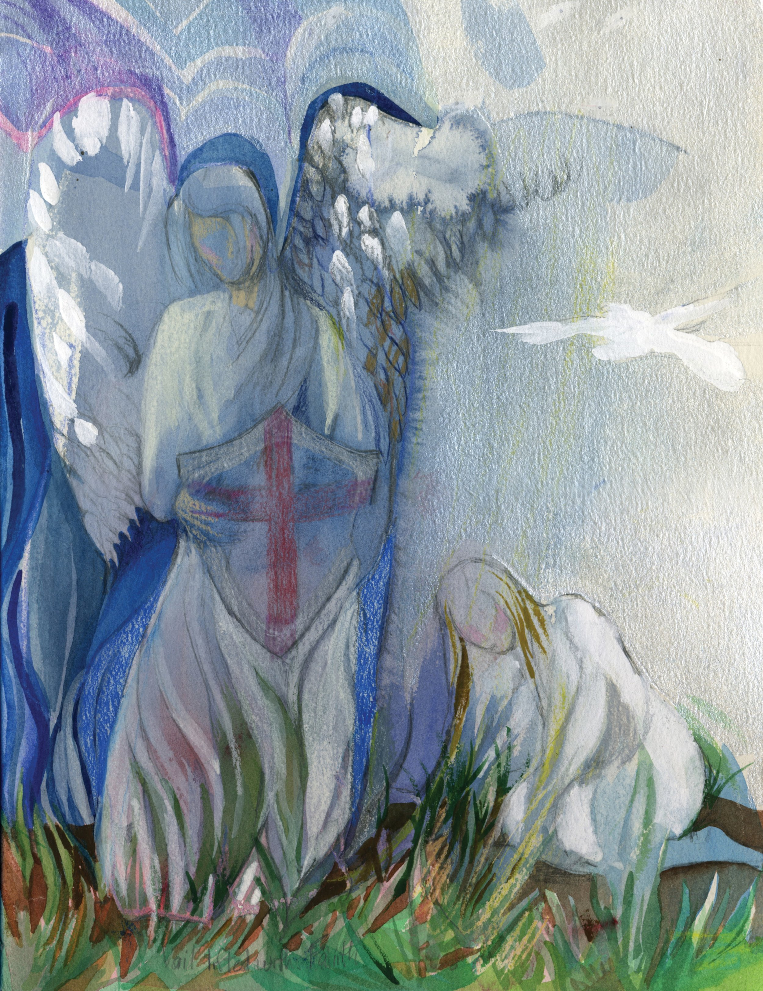 The Veil,  by Barbara Barnes.