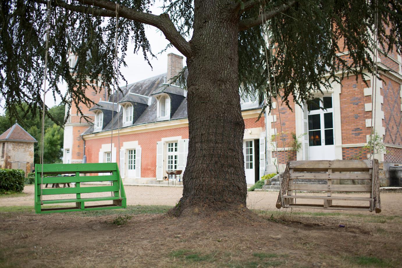 L'Orangerie de Beauregard, Villedômer