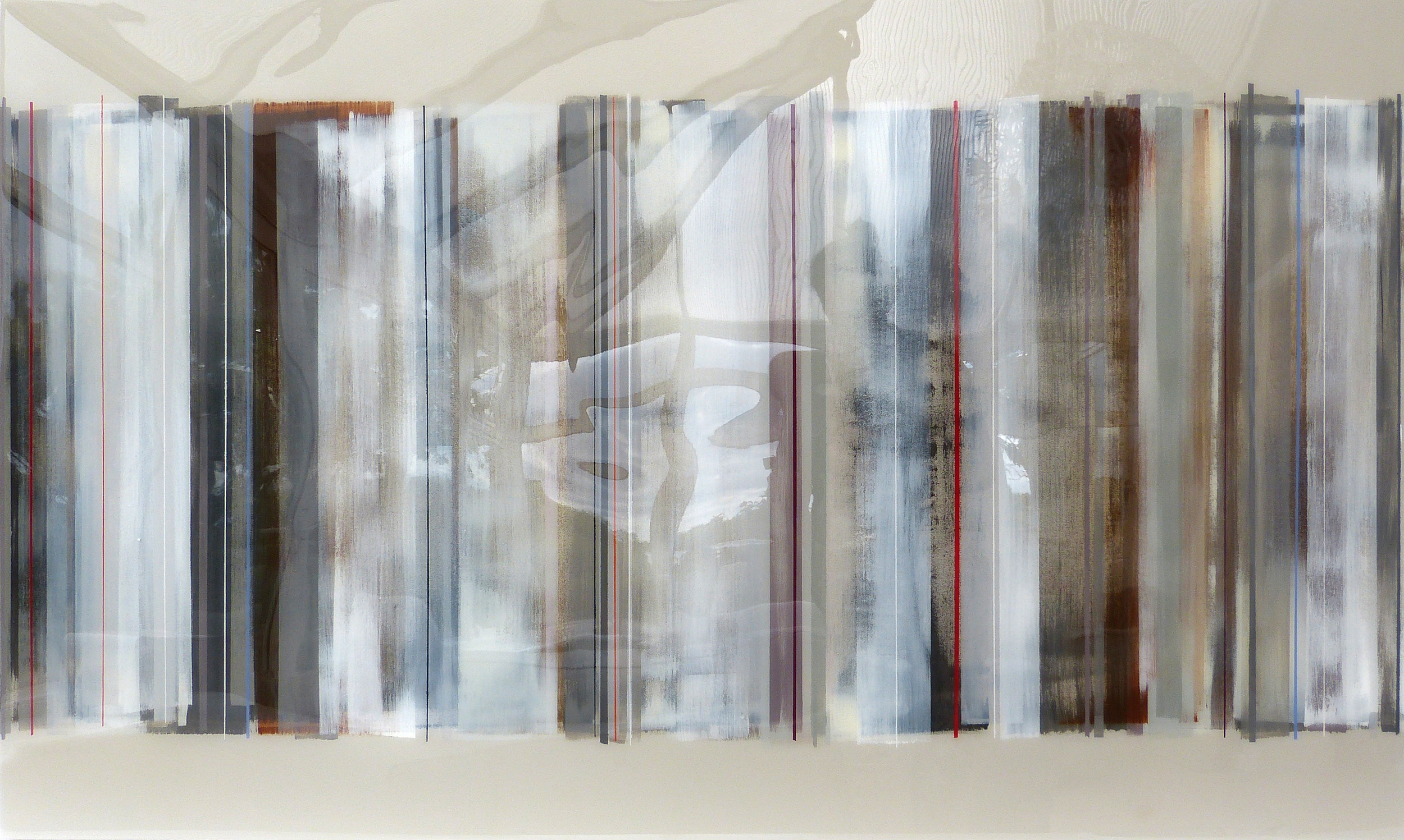 JAEGO 152x91cm | mixed media on canvas with high gloss epoxy resin |  £1800.00 |  SOLD
