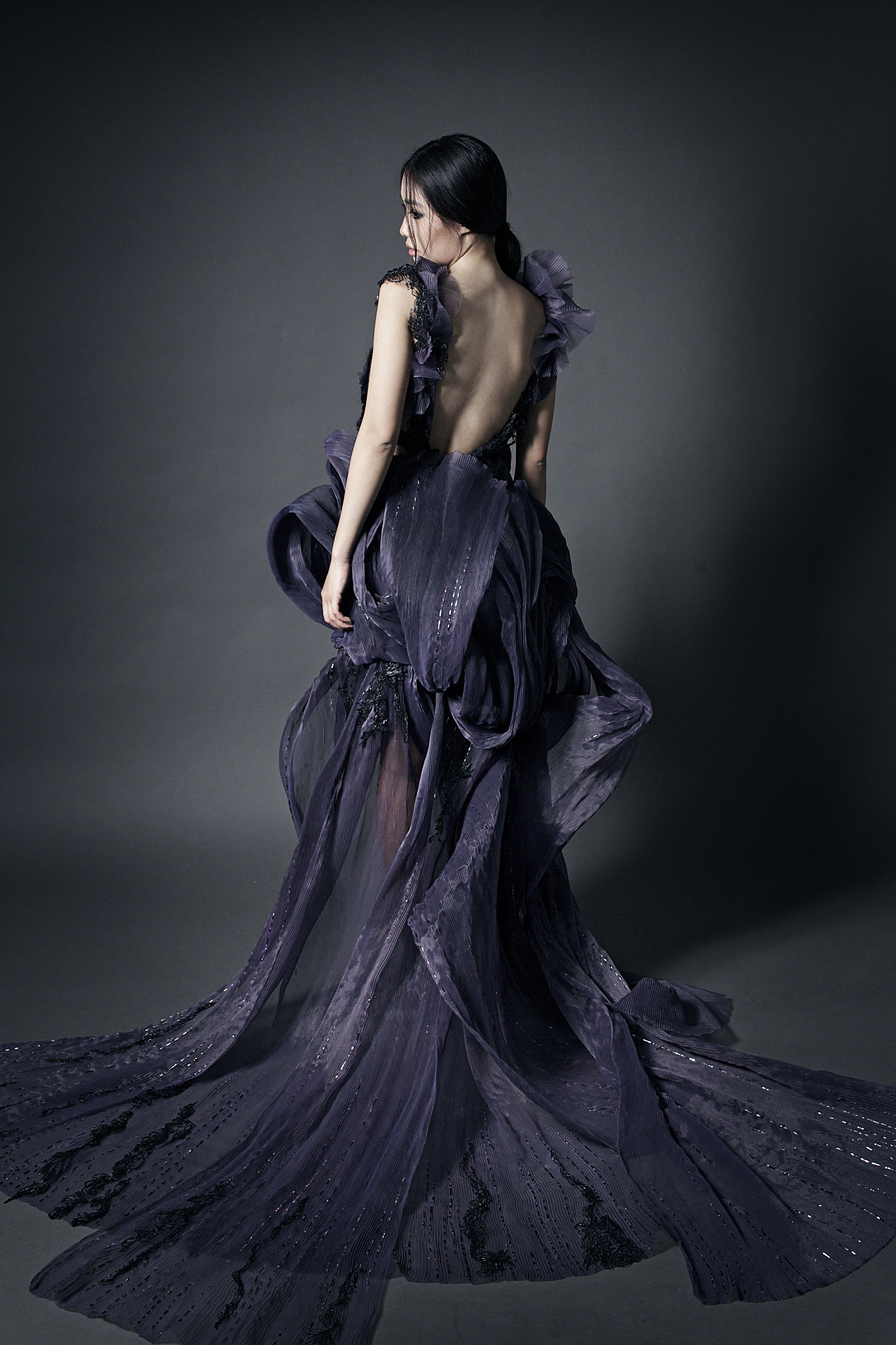 evening gown -