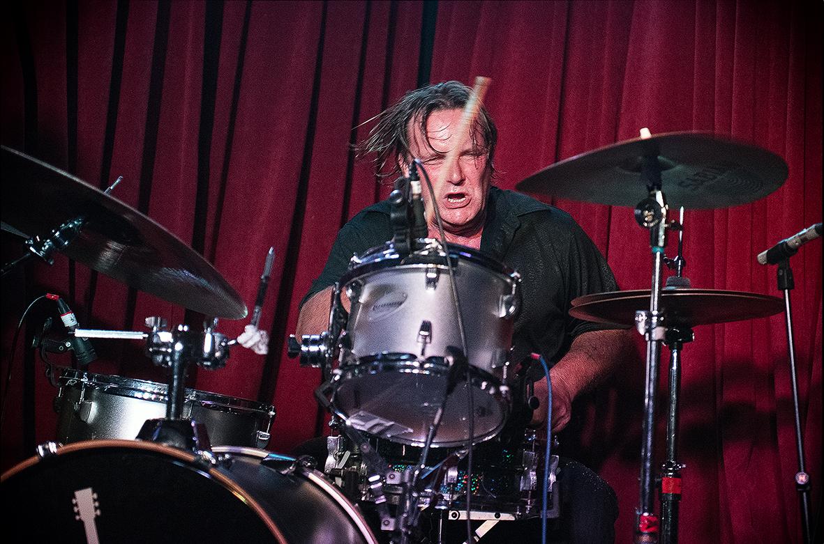 Richie Newman - Drums
