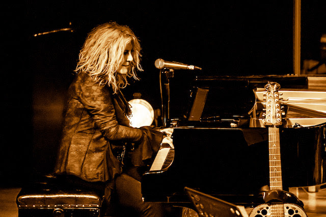 Been on The Stables Steinway - Live Album coming any day now  (Picture by John bull - RockrPix)