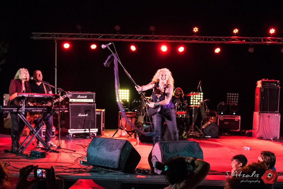 Pictures taken at Corfu Blues & Rock Festival 2017 courtesy of Spiros Atsalis Photography