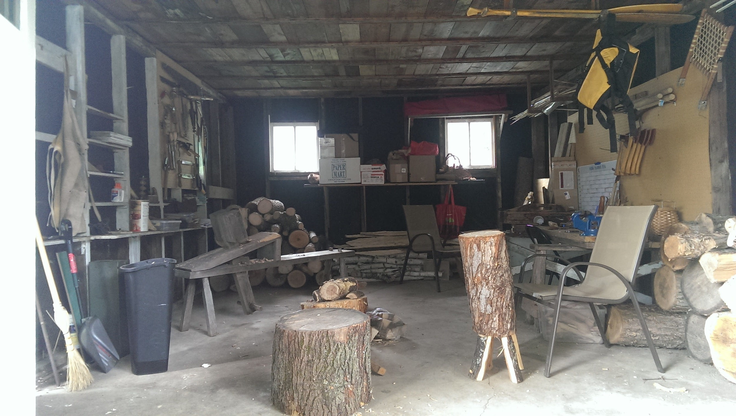 My workshop