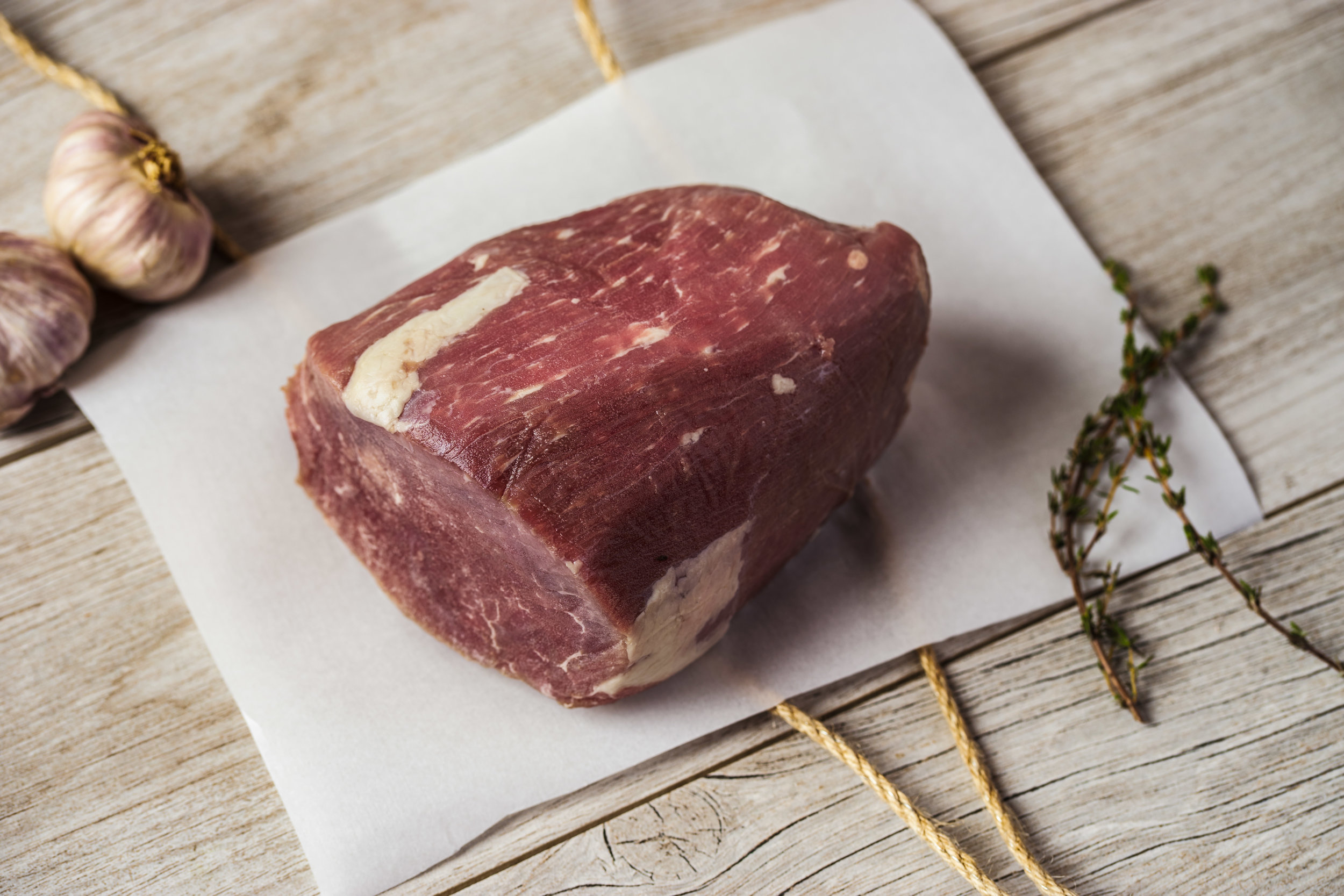 Natural Beef Eye Of Round