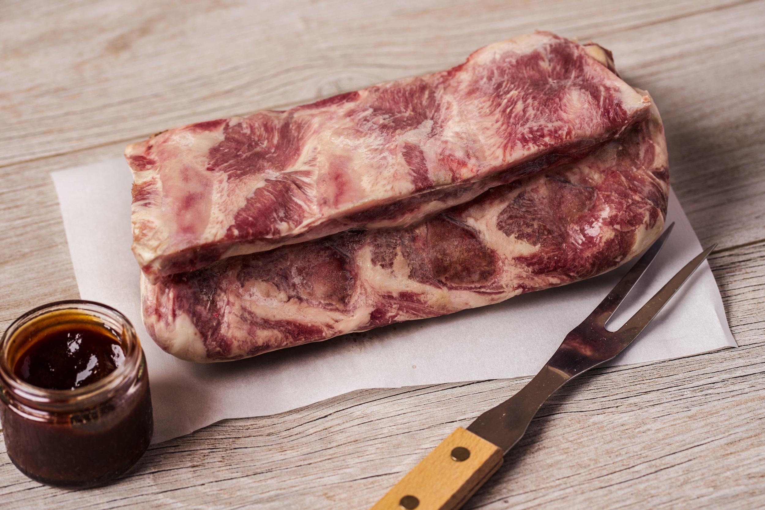 Natural Beef Back RIbs