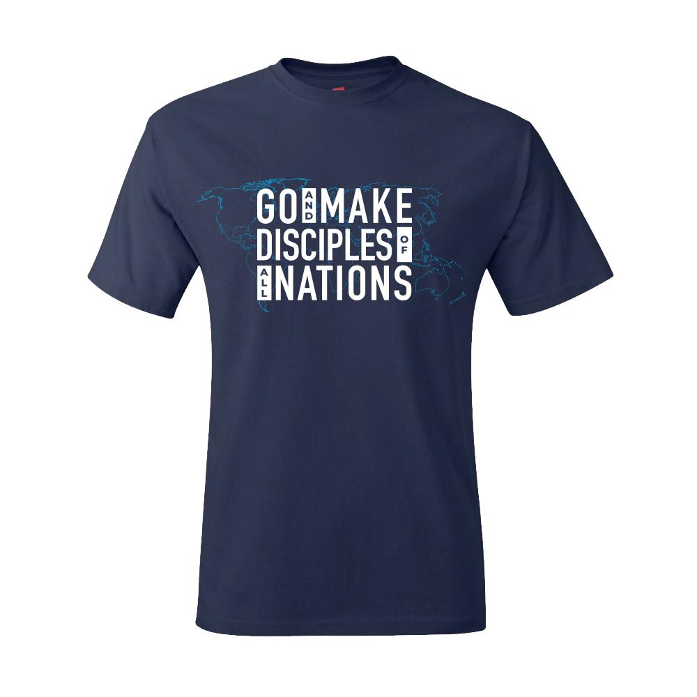 Go Make Disciples Shirt - web.jpg