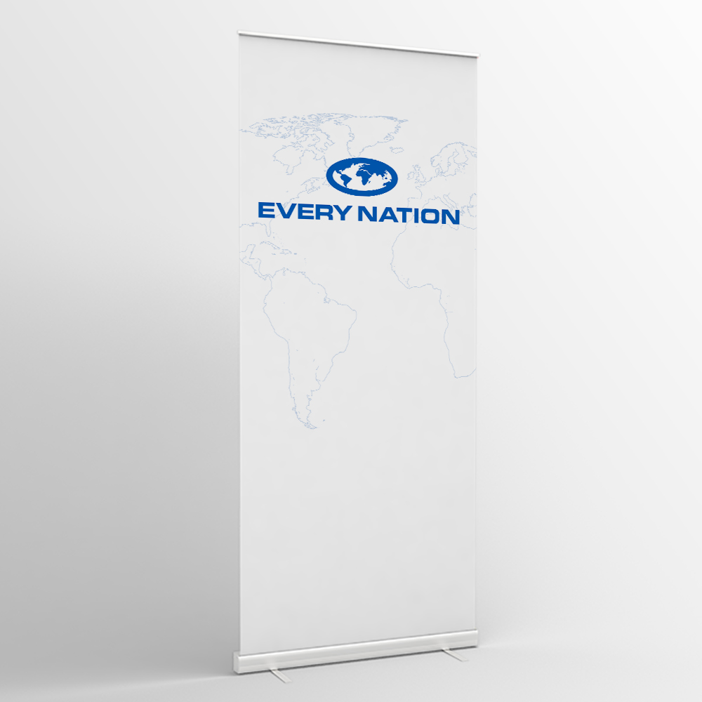 Every Nation—Vertical Banner 2