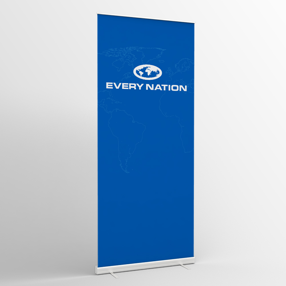 Every Nation—Vertical Banner 3