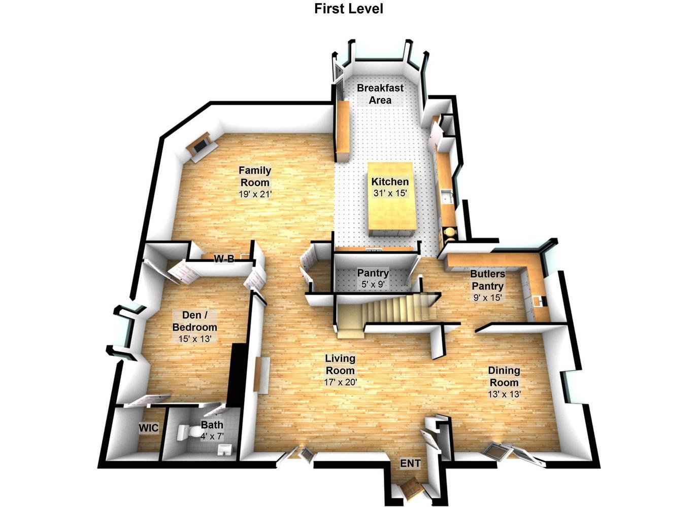38 Terrace Ave Riverside CT-large-001-First Level-1375x1000-72dpi.jpg