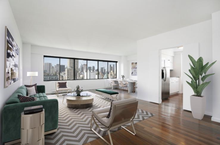 900 Park Avenue, Unit 21E, Upper West Side :: 2 Bed, 2 Bath