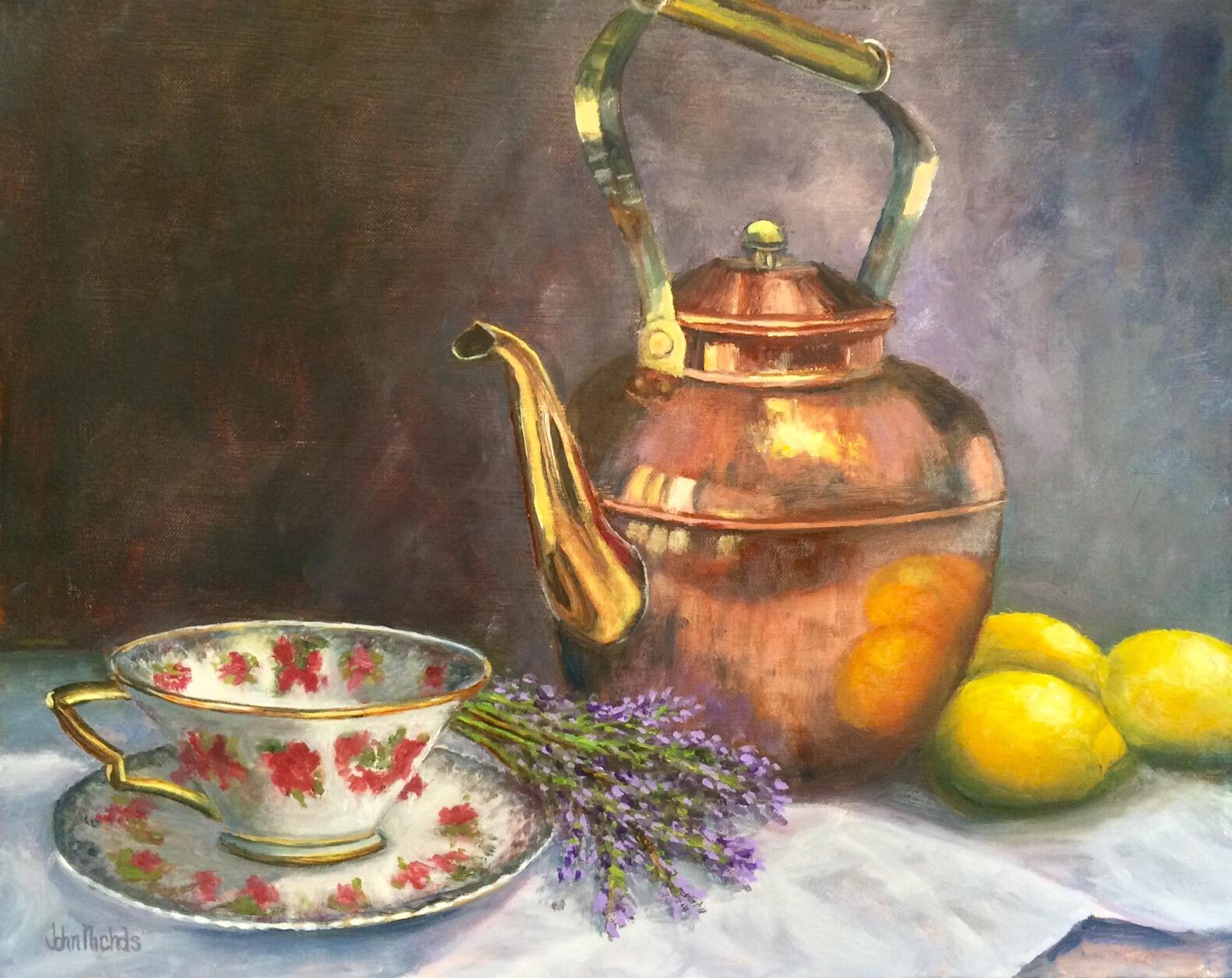"""Lavender Tea"""