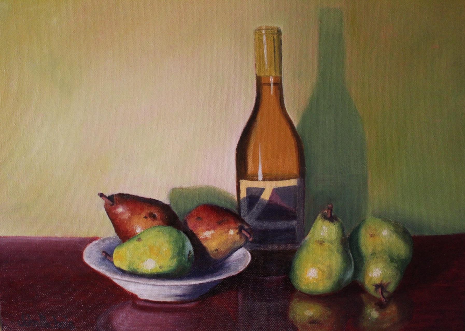 """Wine & Pears"""