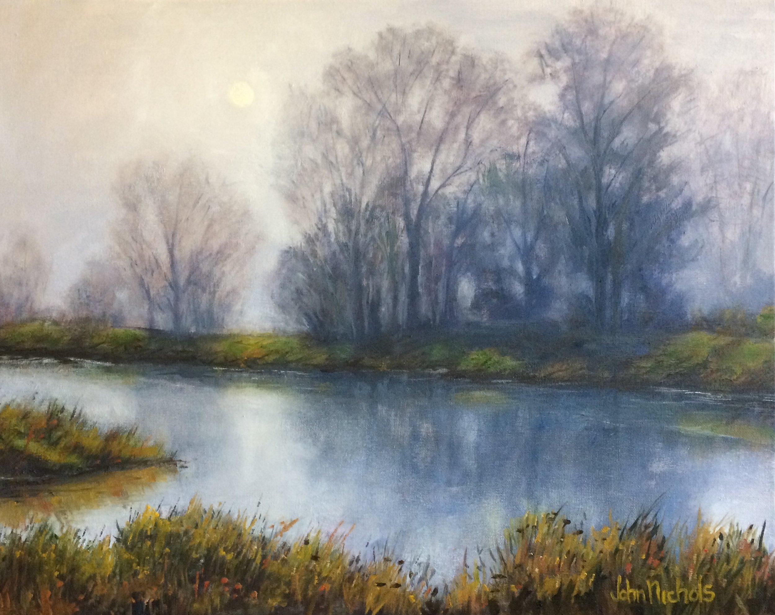 """Fog on the Delta"""