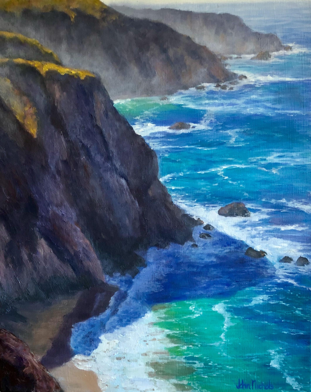 """""""Mendocino Coastline"""""""
