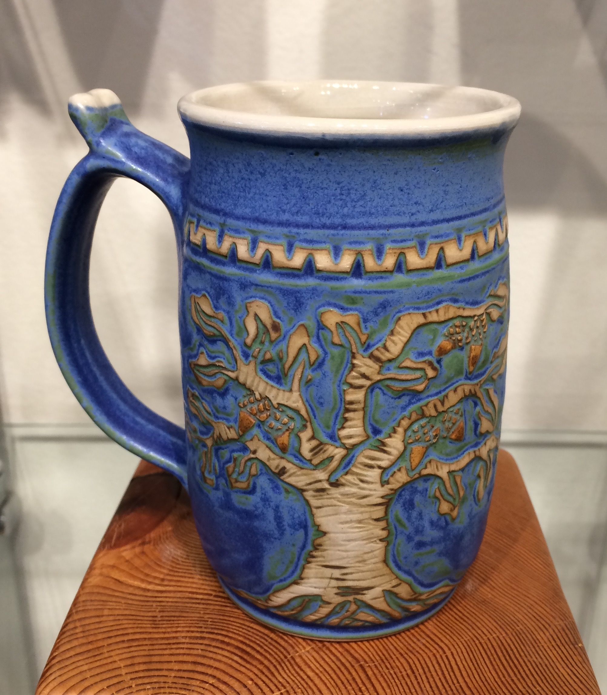 Oak Tree Cup/SOLD
