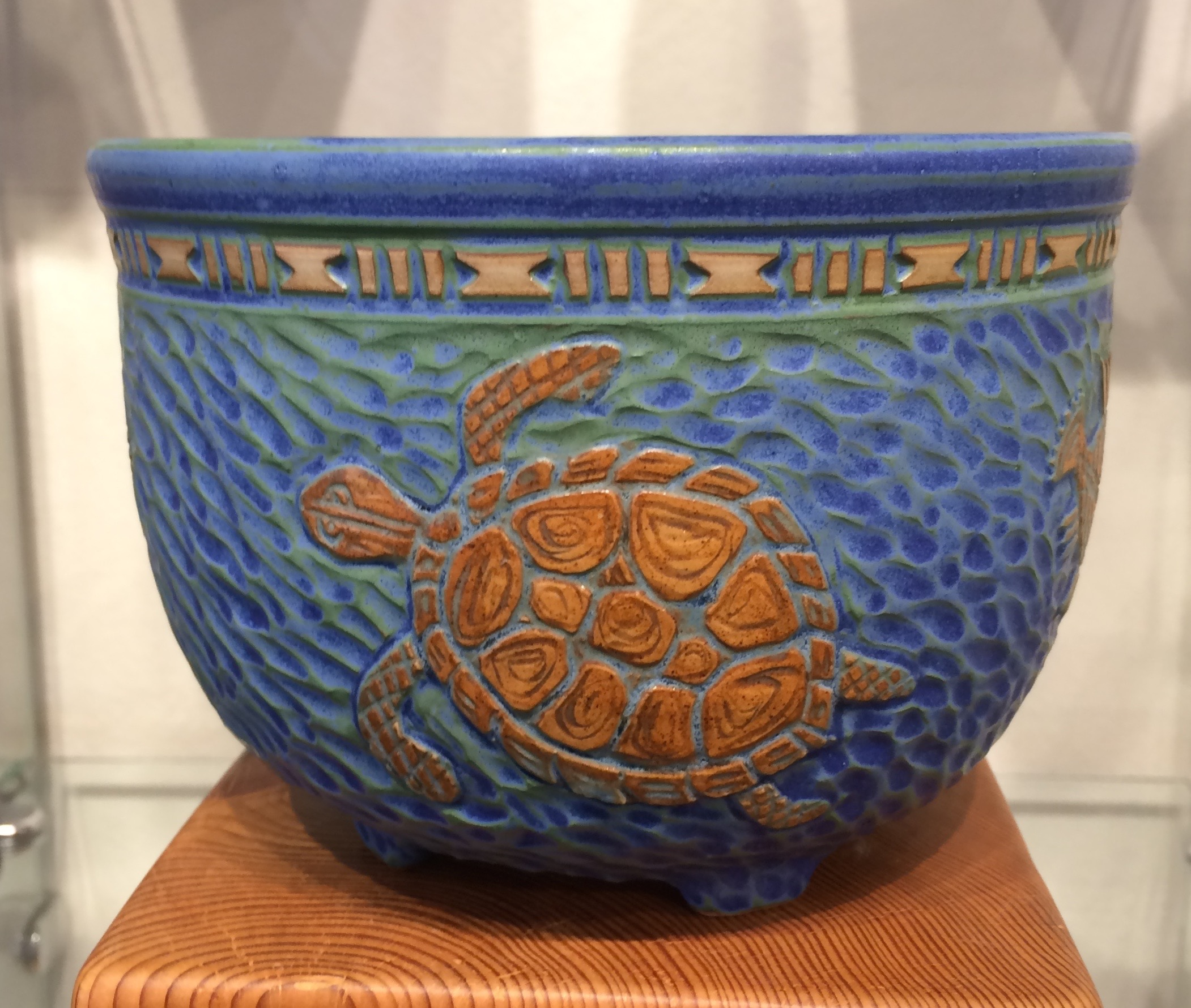 Turtle Bowl/ Sold