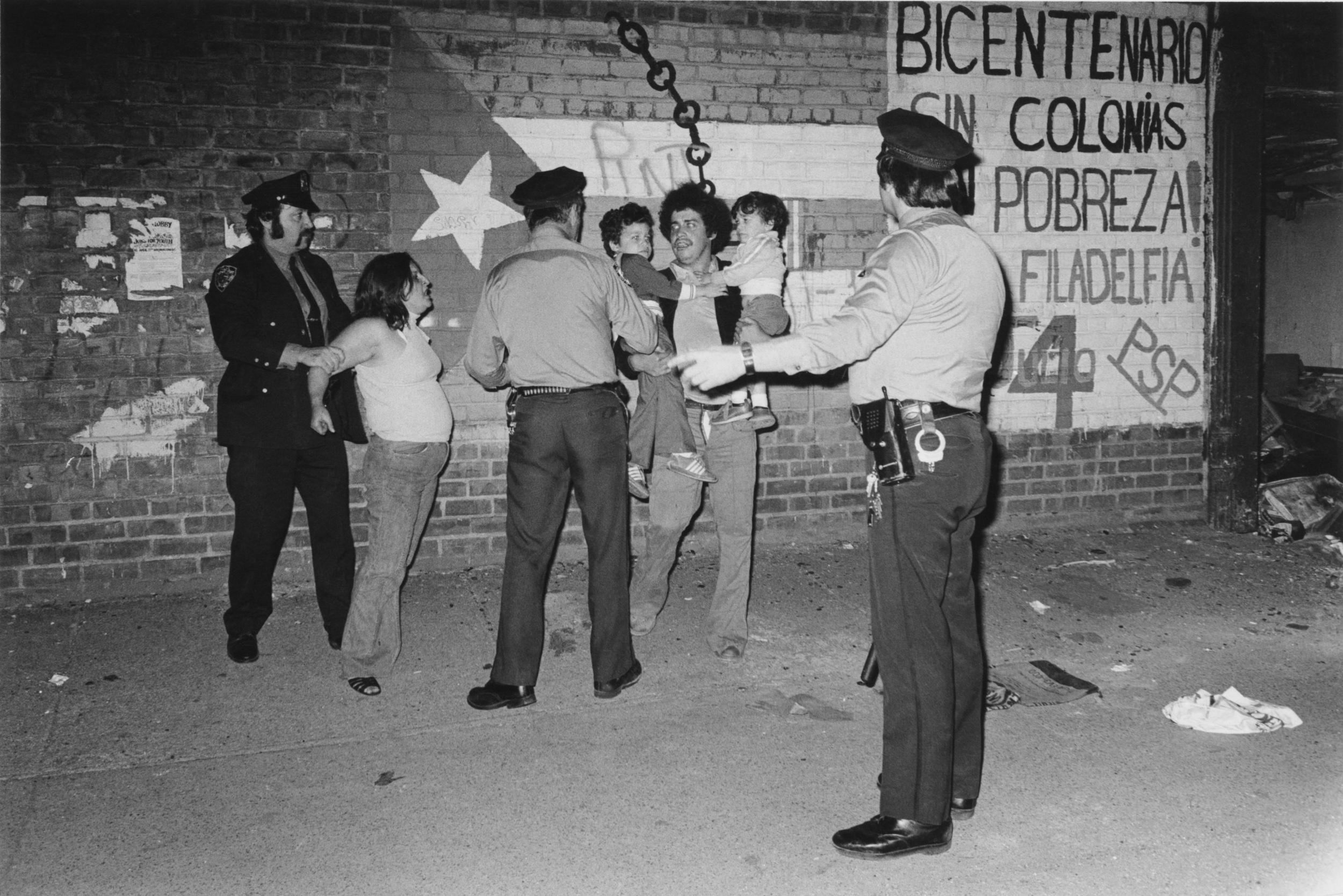street cops — JILL FREEDMAN
