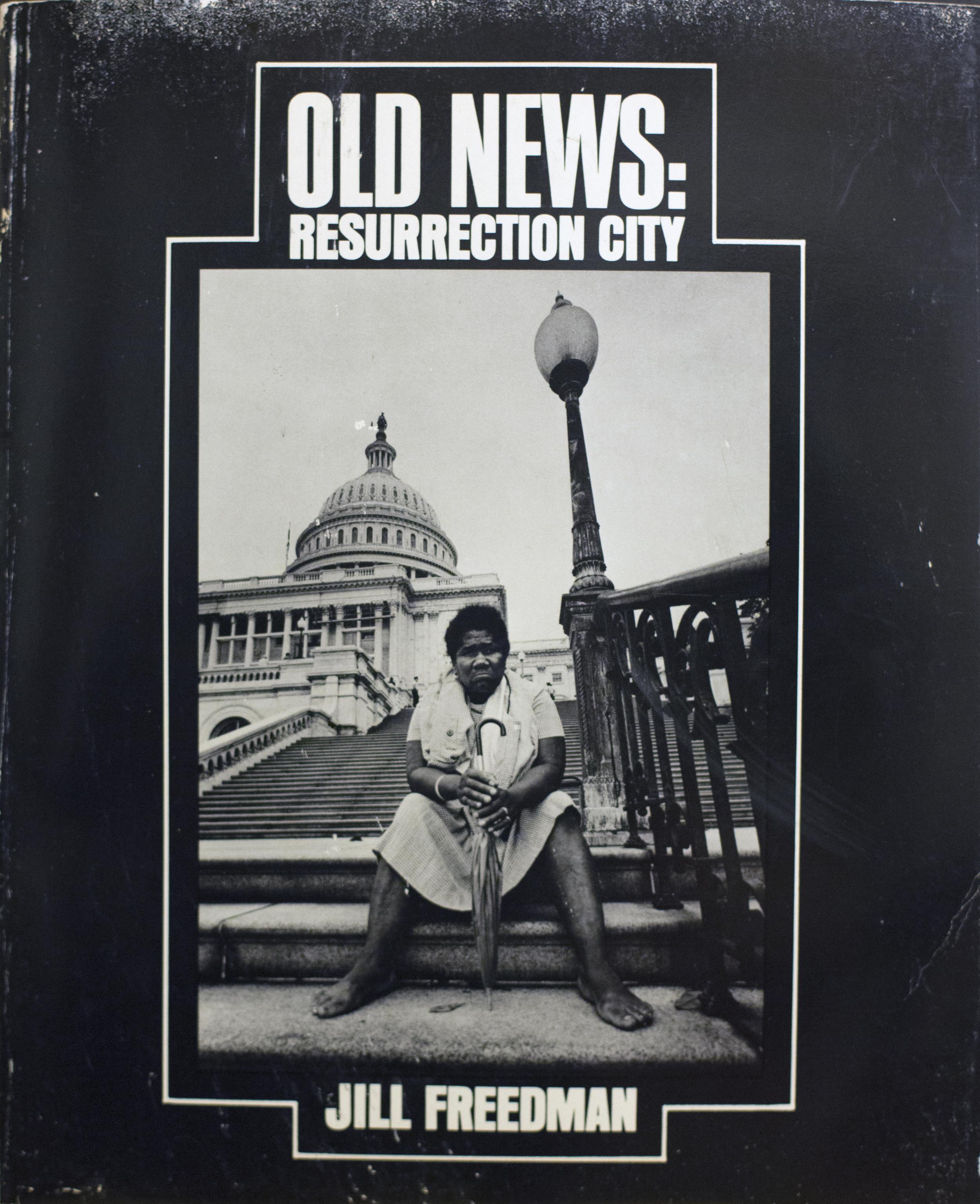 Old News: Resurrection City