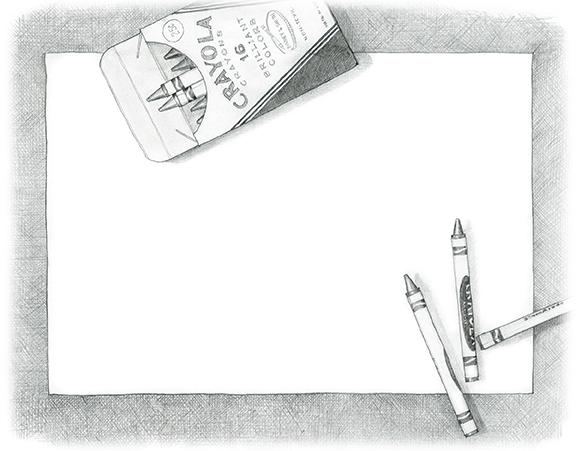 Imagination - graphite