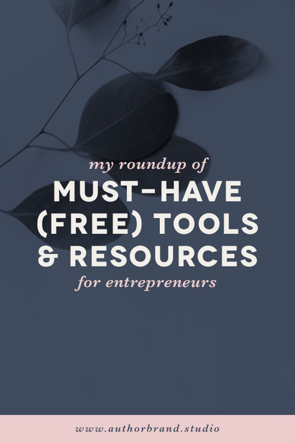 Must Have Free Productivity Task Tools Resources for Entrepreneurs