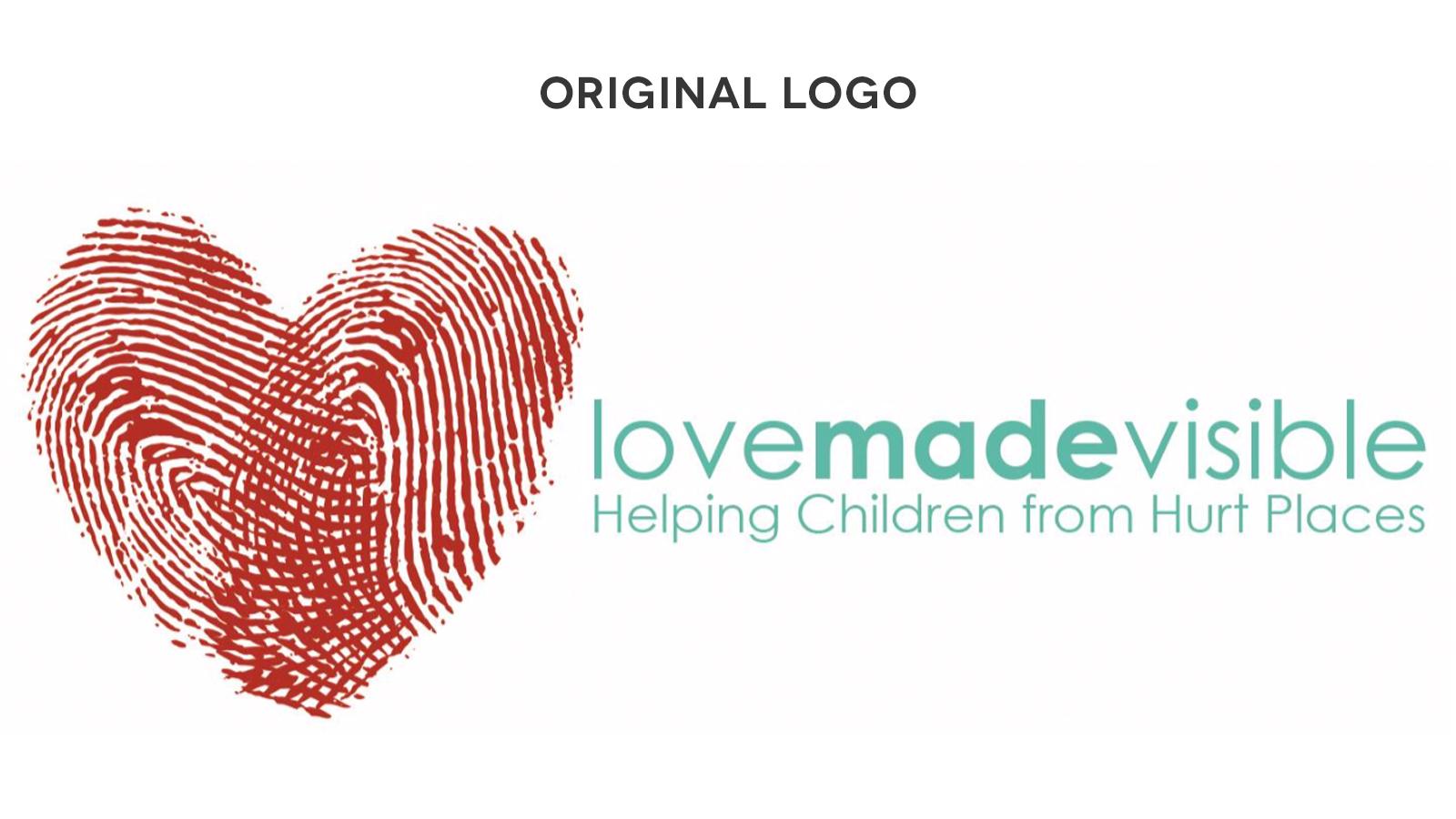 Nonprofit Organization Logo Web Brand Design Winter Garden Orlando