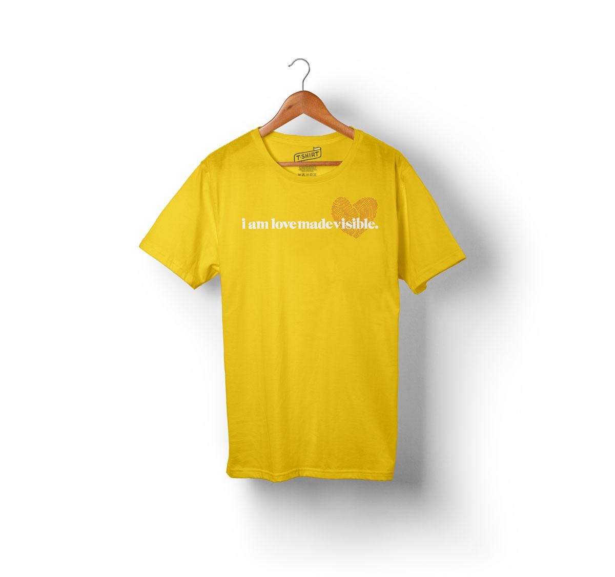Nonprofit Organization Logo Web Brand Design Custom Apparel T-Shirt Design Winter Garden Orlando